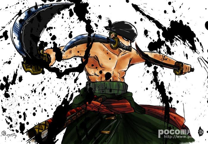 8000 Gambar Anime Keren Zoro  Terbaru