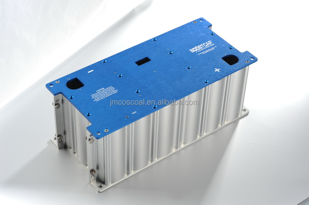 Capacitor Enclosure