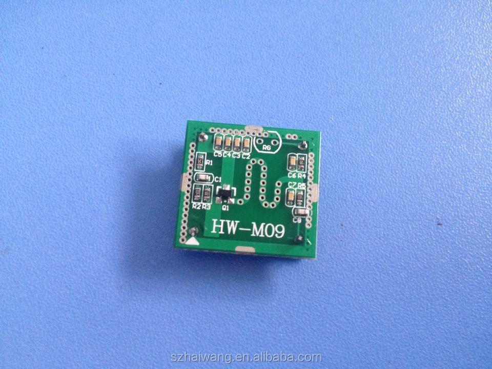 Factory Price Hw-m09 Automatic Door Microwave Sensor