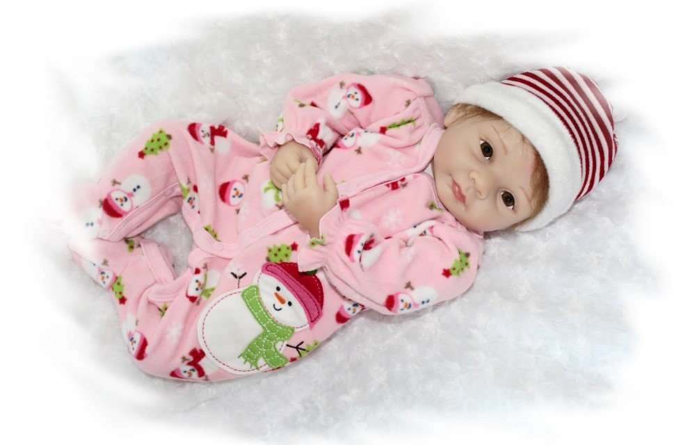 22 Inches Silicone Reborn Baby Dolls For Sale Cheap View