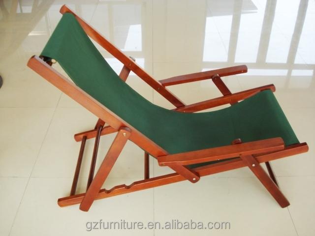 Sedia A Sdraio In Legno : Patio con giardino pieghevole sedia a sdraio di legno scelta di