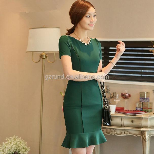 De Alta Calidad De Las Mujeres Sexy Vestidos De Moda De Diseño Ropa De Mujer Al Por Mayor Señoras Casual Verde Bien Vestidos De Las Mujeres Buy