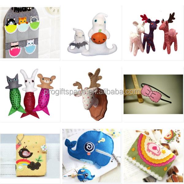2017 New Fashion Hot China Product Eco Handicraft Polyester Animal