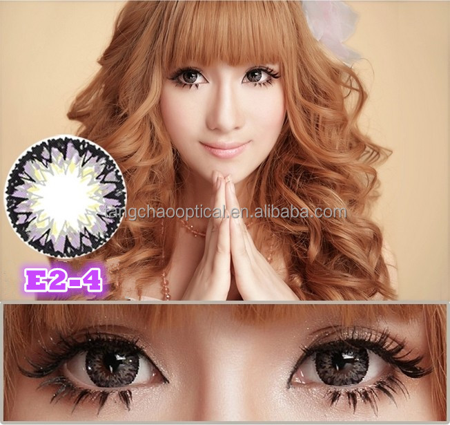 4 tone contact lens color contacts hollywood sparkle contact lens