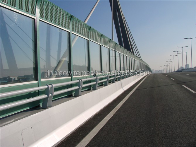 High speed road noise barrier sound insulation barrier for Best sound barrier insulation