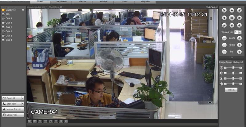 idea next wifi camera 720p hd cctv over coax