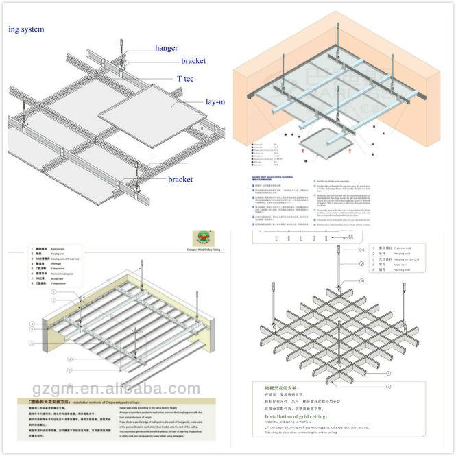 Suspended Wood Ceiling Detail Www Pixshark Com Images