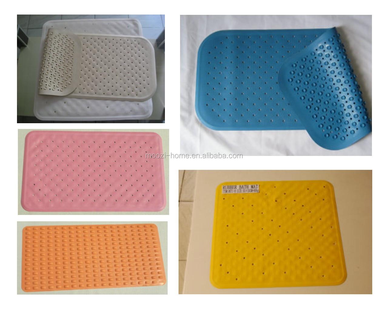 Rubber Door Mat Blue strip gator grip bathtub mat. Rubber Door Mat Blue Strip Gator Grip Bathtub Mat   Buy Gator Grip