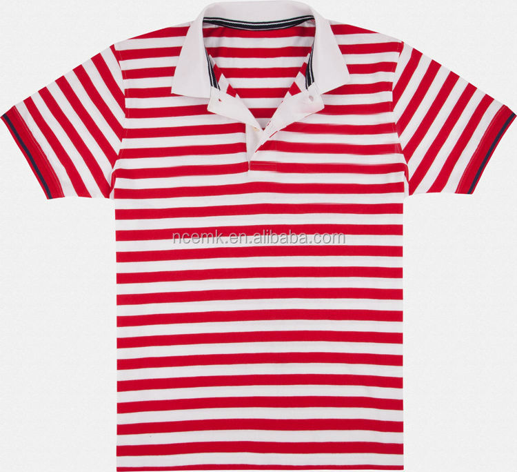 polo shirts striped horizontal