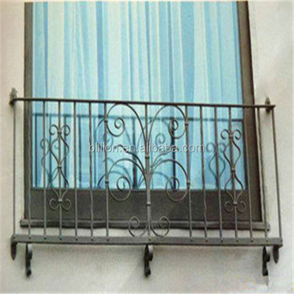 Decorative Wrought Iron Window Grill Design, View Iron