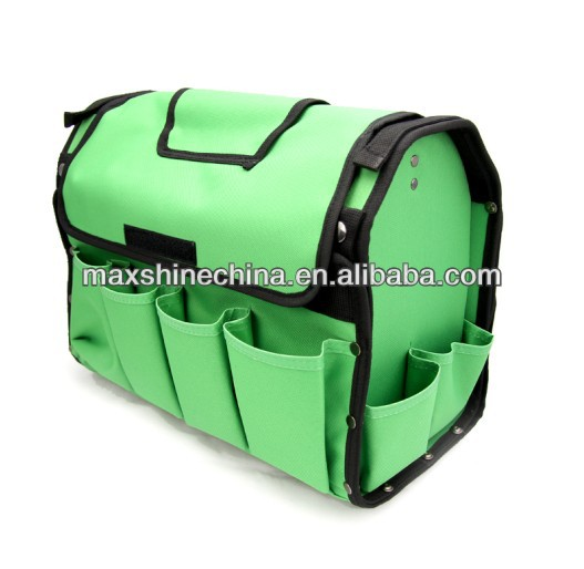 Auto Detailing Bag For Car Care Kit Canvas Tool