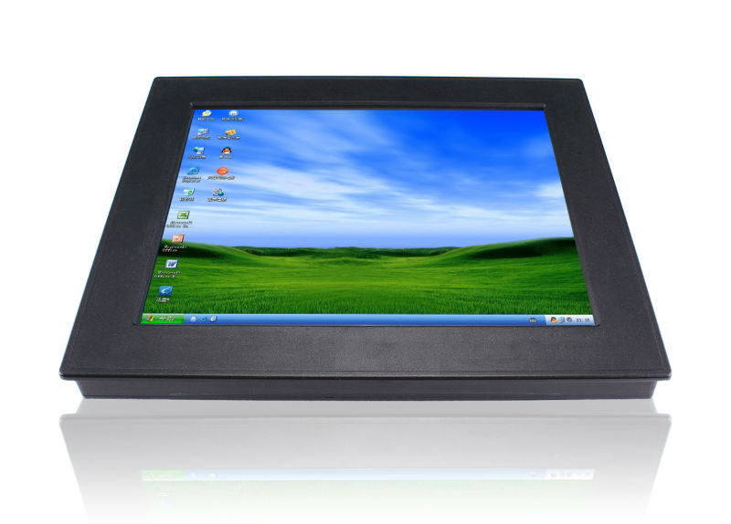 15inch D2700 series embedded touch screen computer OS WIN7/WIN8