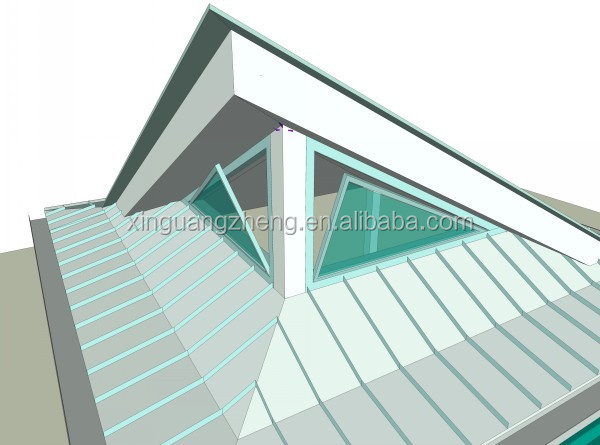 light steel structure hangar for sale