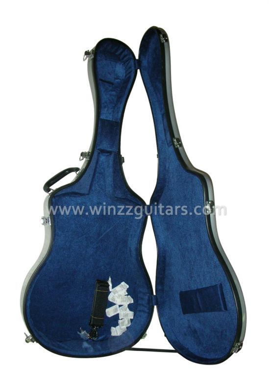winzz] Wholesale Fiberglass Acoustic Guitar Hard Case (cwg-f08 ...