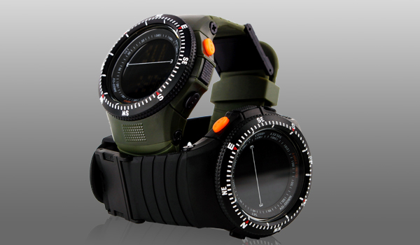 Skmei S-shock Sport Military Time Digital Watches Lcd Screen ...