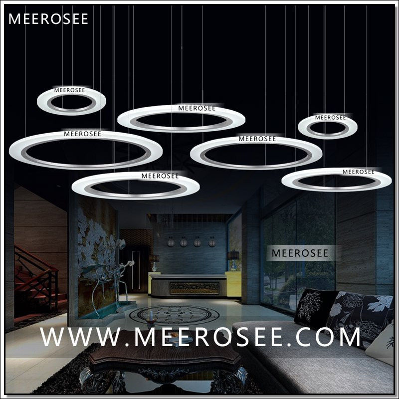 modern led chandelier circle ring light made by smd5050. Black Bedroom Furniture Sets. Home Design Ideas