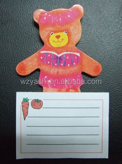 printing magnetic shopping list pad,promotional magnetic notepad with pen