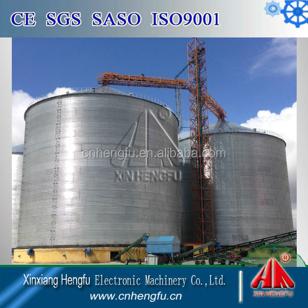 200-250T High Quality grain silo price