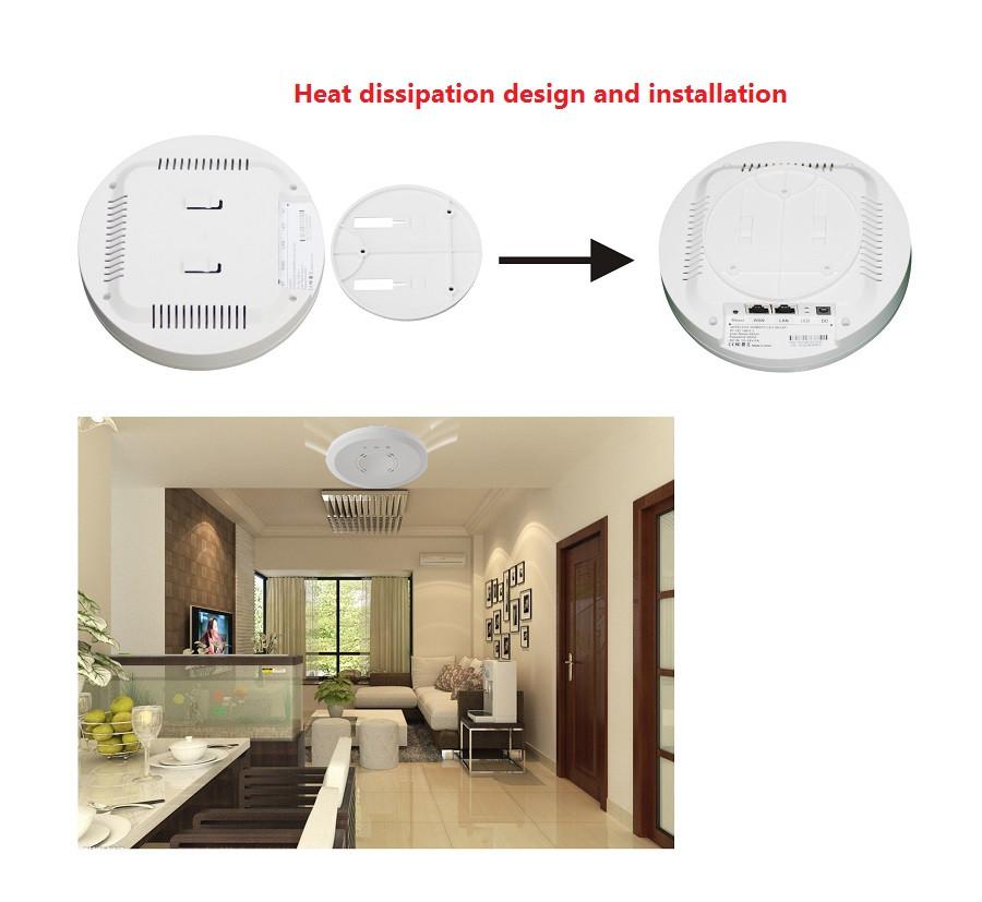 2.4ghz Wireless N Wifi Repeater Range,Wlan Ap Router Antenna ...
