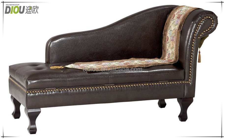 upholstery antique wood frame lounge chair with storage function - 2014 new  model hot sale low - Upholstery Antique Wood Frame Lounge Chair With Storage Function