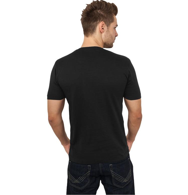 Plain black deep v neck t shirts for men buy deep v neck for Mens plain v neck t shirts