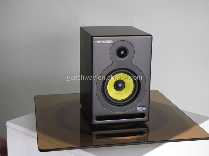 Mg 51100 W 24db Professional Way Monitor Audio Speaker With 5.25 ...