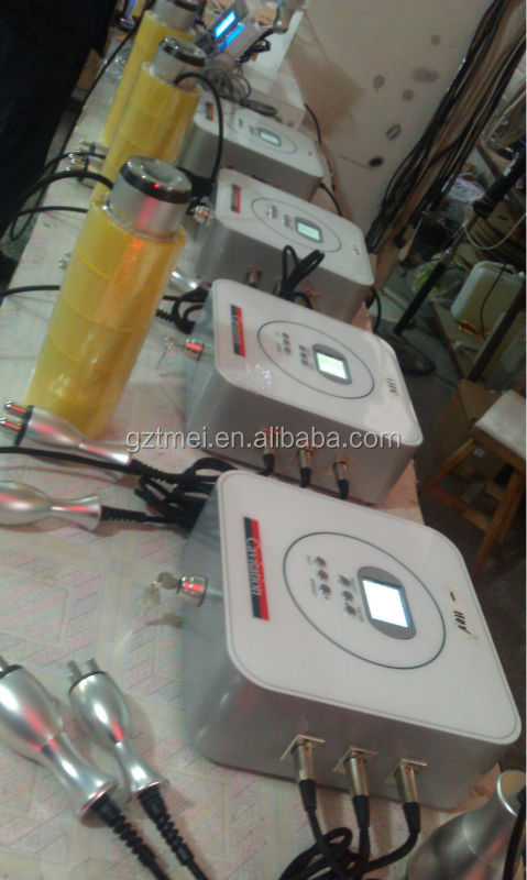 Multifunction fitness equipment ultrasonic cavitation rf machine price