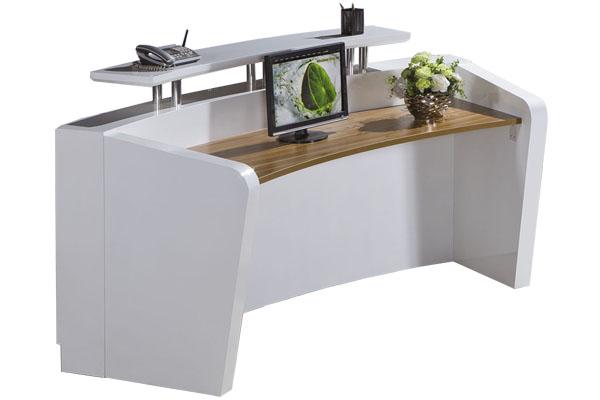 modern office cheap small beauty salon hot sale prefab reception desk buy prefab reception. Black Bedroom Furniture Sets. Home Design Ideas