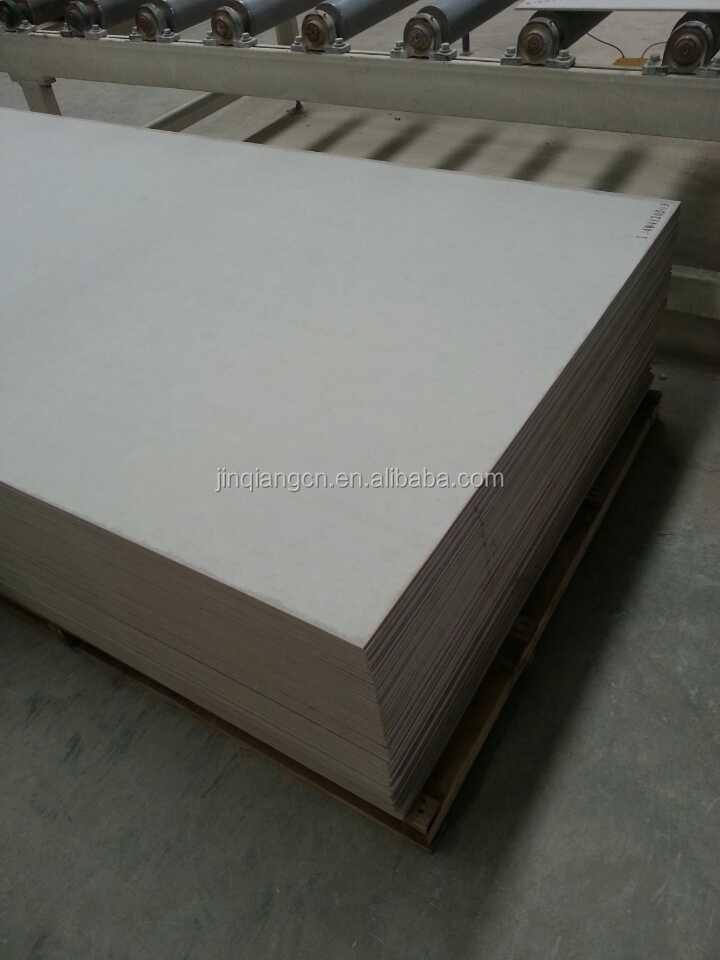 Water Resistant Fiber Cement Board Plant