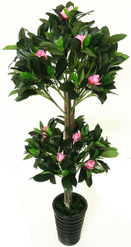 bonne prix artificielle allamanda neriifolia arbre 150 cm heigh courbe tronc plantes de. Black Bedroom Furniture Sets. Home Design Ideas