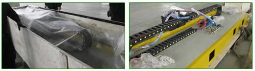 260A उच्च गुणवत्ता और गर्म बिक्री गैन्ट्री सीएनसी प्लाज्मा धातु फाइबर लेजर काटने की मशीन