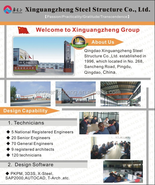 construction large span prefabricated steel structures industrial steel building