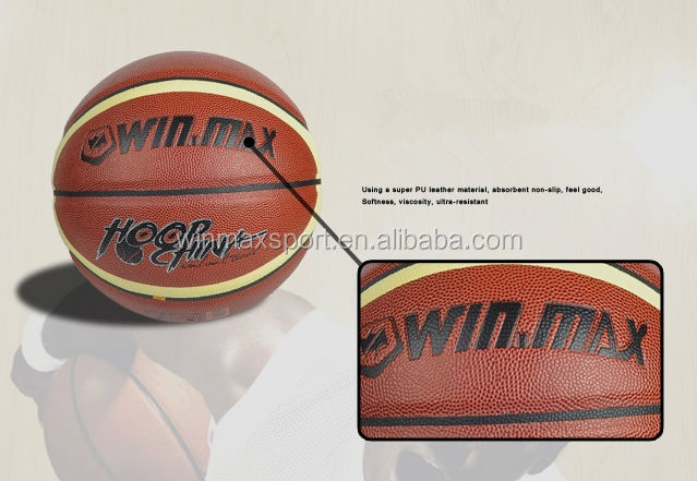 Custom printed basketball