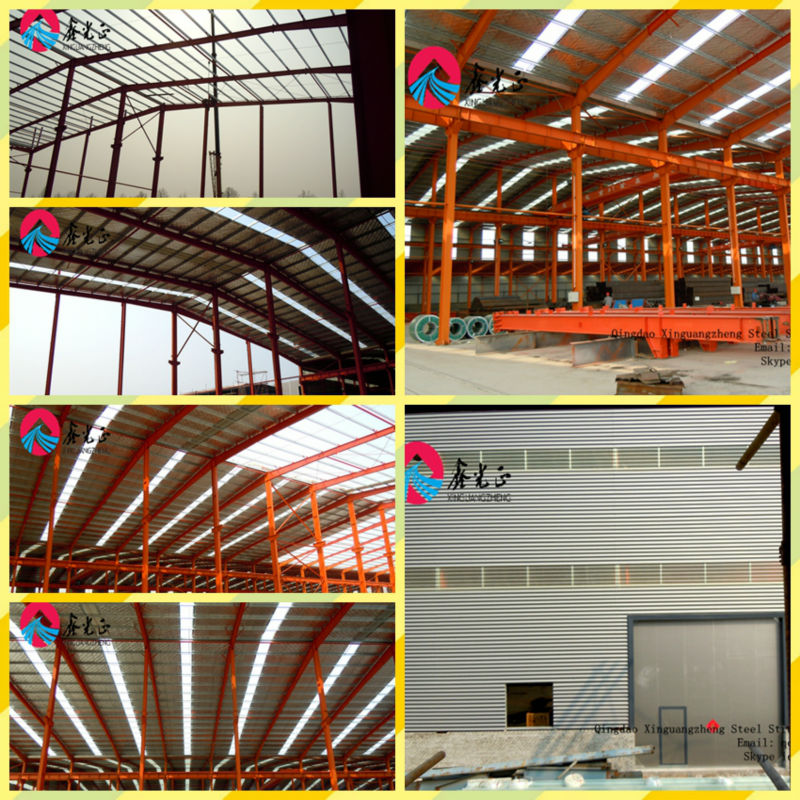 Prefabricated barn Steel fabrication plants warehouses structure steel fabrication warehouse earthquake building construction