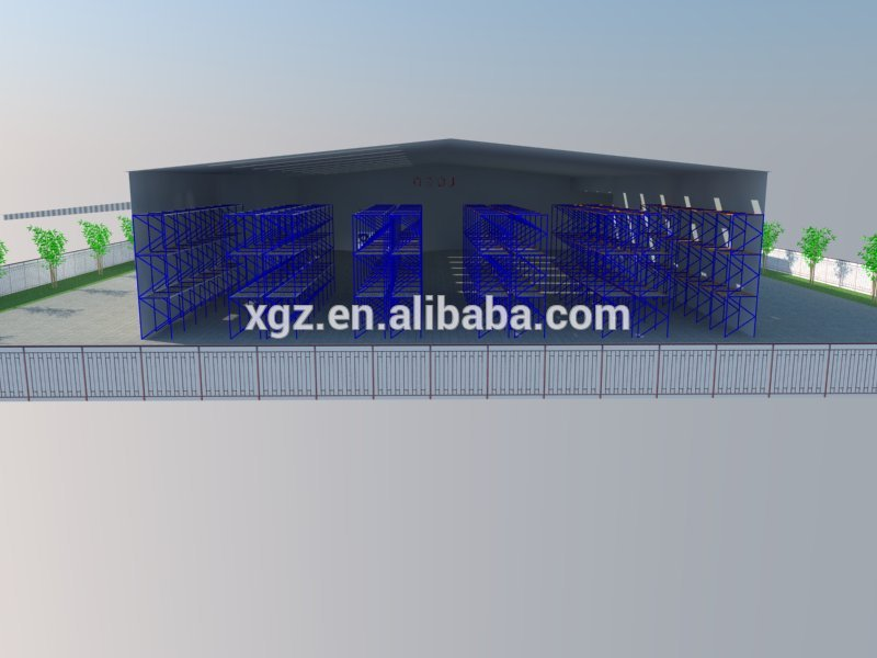 Steel Structure building construction material