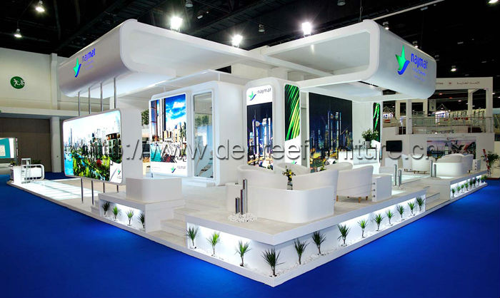 New Exhibition Stand Design : New design ideas pop up custom wood shoe display