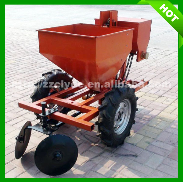 One Row Potato Planter Machine From Clyde Machinery Buy One Row