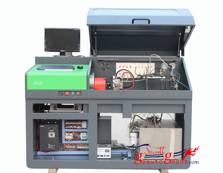 Automatic Common rail test bench fuel diesel injection pump tester bench ZQYM618D Testing Stand