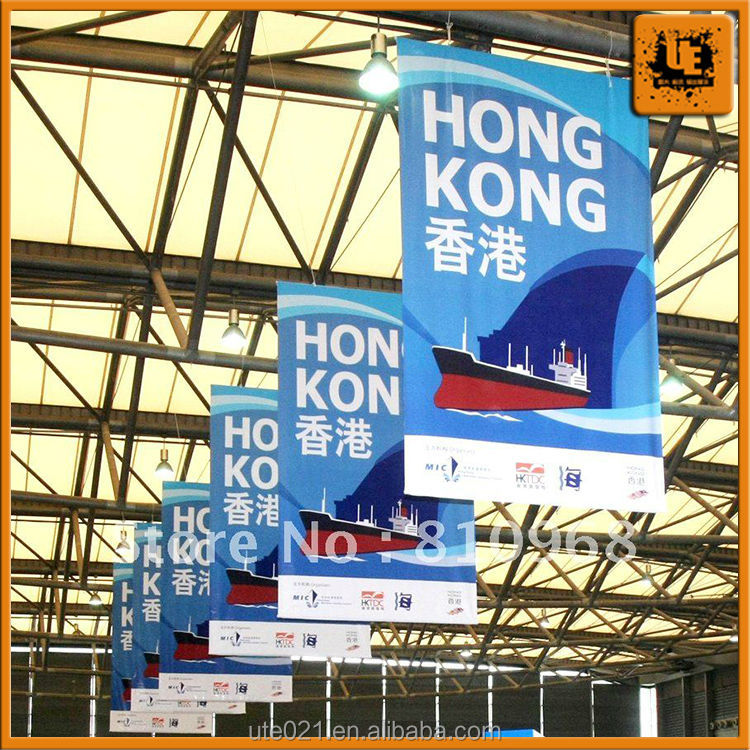 Hanging Scroll Posters With Aluminum Pole Wood Rod Canvas Wall Scrolls Signs Printing