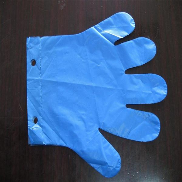 Plastic Gloves Hdpe Glove Paper Block Disposable Header Block Good ...