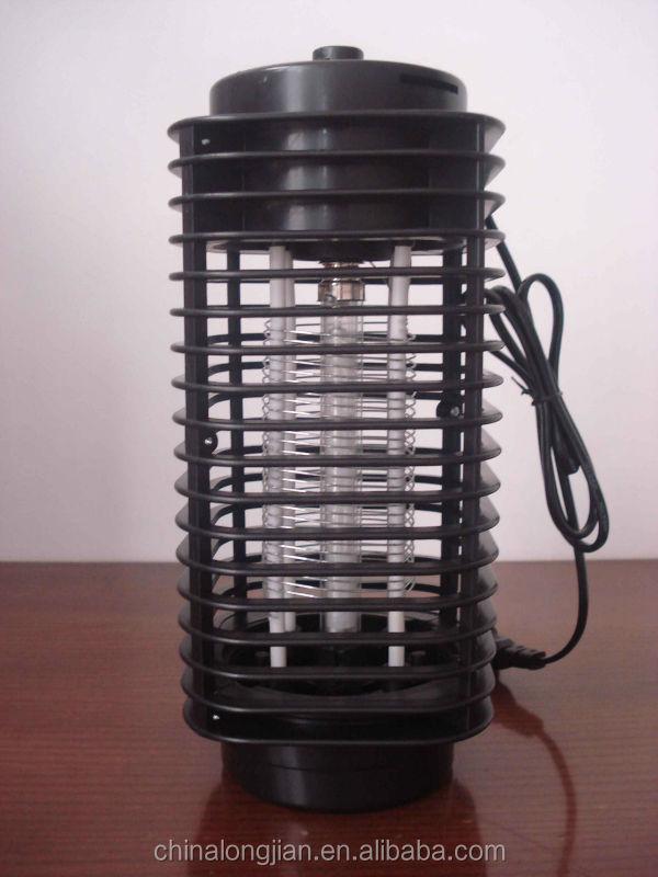 Eco-friendly Plastic Electrical Black Mosquito Killer Lamp Lj ...