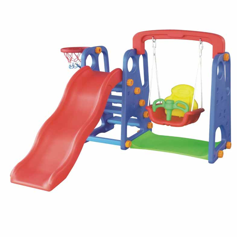 Favorites compare plastic children play slide plastic for Childrens playhouse with slide and swing