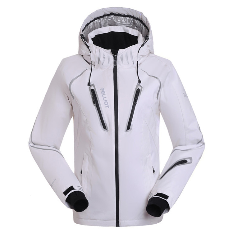Outdoor Winter Waterproof White Ski Jacket Men Buy White