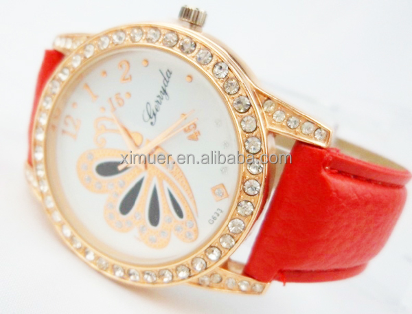 0f84121d5 2014 New Design Fashion Girls Watch - Buy Fashion Girls Watch
