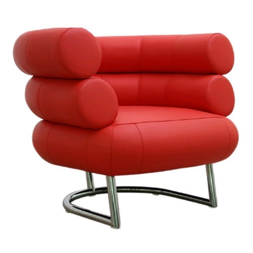 Attirant Eileen_gra_bibendum_chair_red_ _pash_ltd