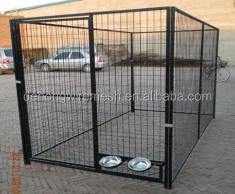 Welded Wire Dog Kennels For Sale