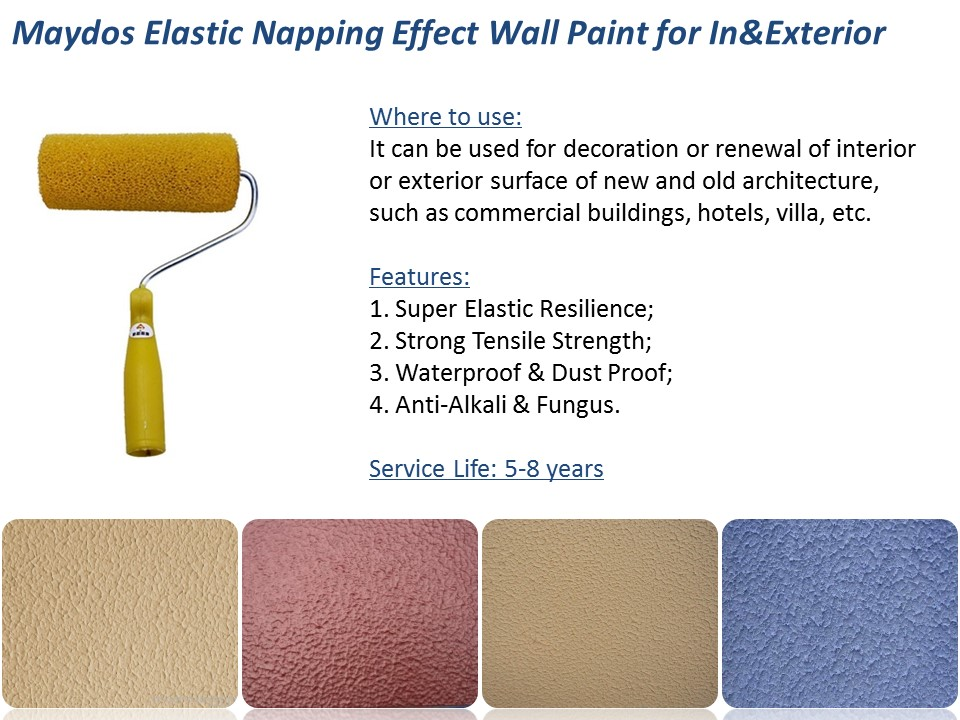 Maydos Low Sheen Wash U0026 Wear Water Based Acrylic Interior Wall Paint