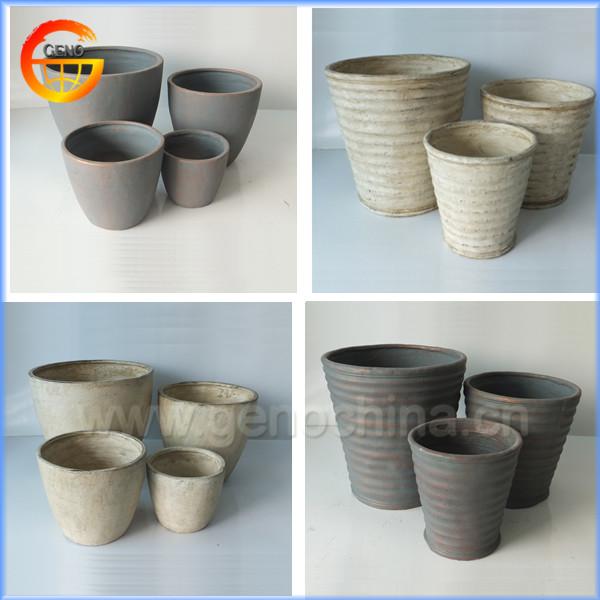 Attractive Concrete Pots For Sale Part - 11: Hot Sale Concrete Flower Pot Molds For Sale