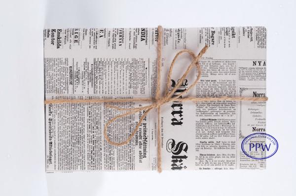 vintage swedish newspaper design wrapping paper gift wrap buy newspaper design wrapping paper. Black Bedroom Furniture Sets. Home Design Ideas