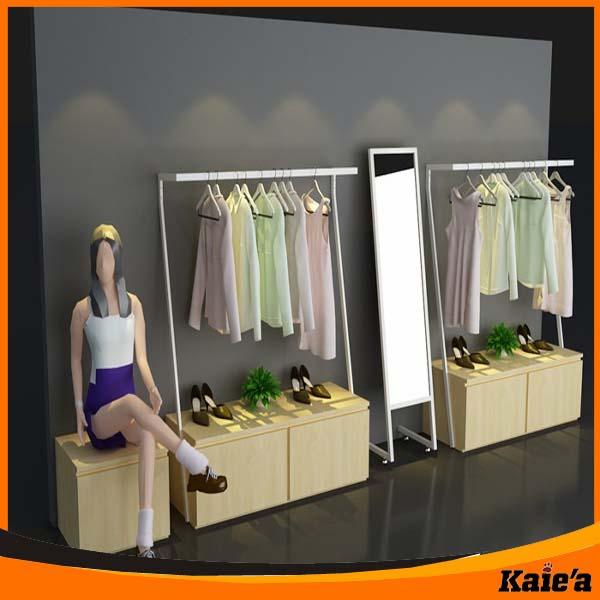 decoración de tiendas/muebles para tienda de ropa/tienda de ropa ... - Tiendas Muebles Diseno